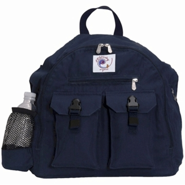 Ergobaby Organic Back Pack Diaper Bag in Navy