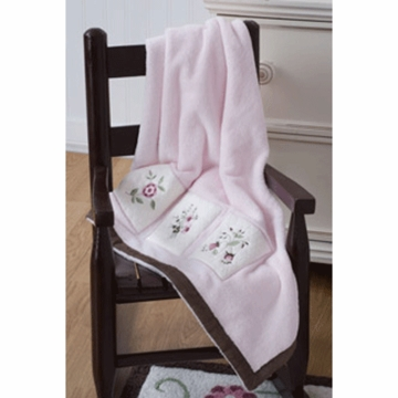 Kids Line Julia Boa Blanket