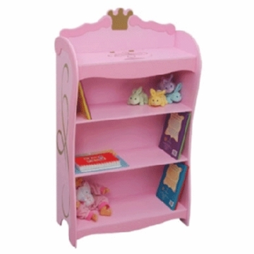 KidKraft Princess Toddler Bookcase