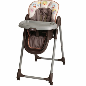 Graco Meal Time Highchair - Peek-A-Pooh Friends