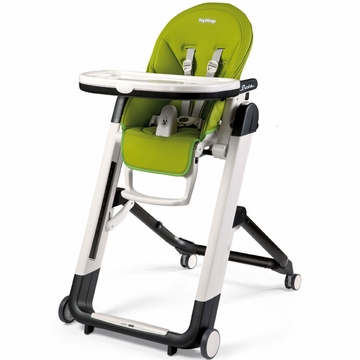 Peg Perego Siesta High Chair Mela - Apple Green