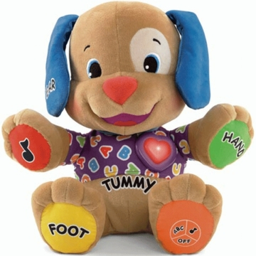 Fisher-Price Love To Play Puppy