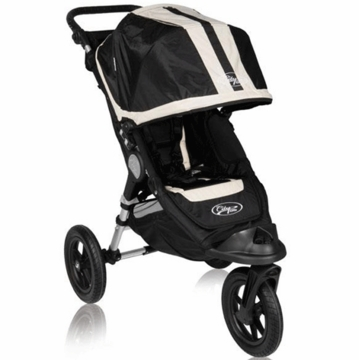 Baby Jogger City Elite Single - Black Sport