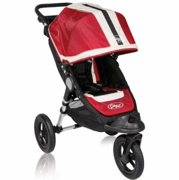 Baby Jogger City Elite Single - Red Sport