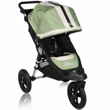 Baby Jogger City Elite Single - Green Sport
