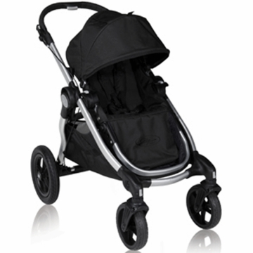 Baby Jogger City Select Single in Onyx