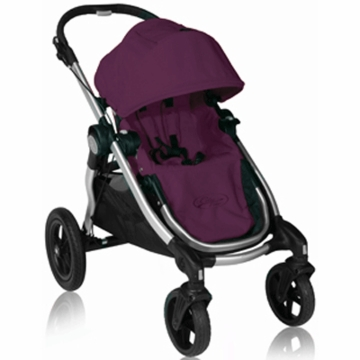 Baby Jogger City Select Single in Amethyst