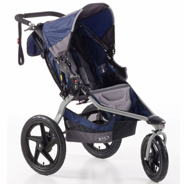 BOB Revolution SE Single Stroller - Navy
