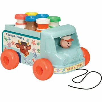 Fisher-Price Milk Wagon