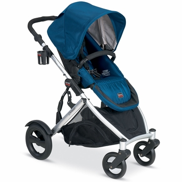 Britax B-Ready Stroller in Navy