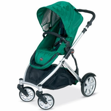 Britax B-Ready Stroller in Green