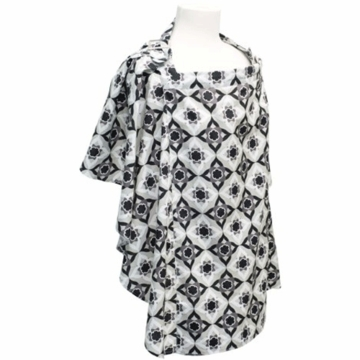 JJ Cole Nursing Cover - Black Magnolia