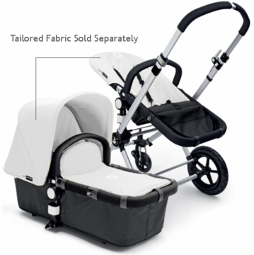 Bugaboo Cameleon Base Plus in Dark Grey - Outlet