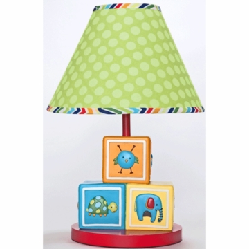 CoCaLo Brooklyn Lamp Base & Shade