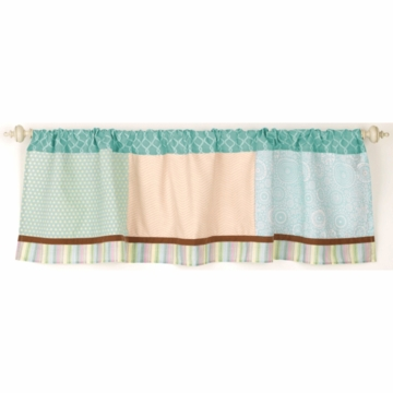 CoCaLo Once Upon A Time Window Valance