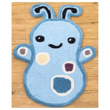 CoCaLo Peek A Boo Monsters Rug