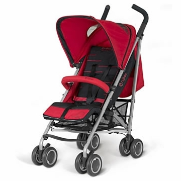 Cybex Onyx Stroller - Chilli Pepper