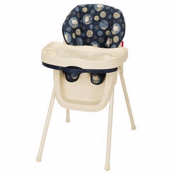 Graco Easy Chair High Chair in Patchwork Cow