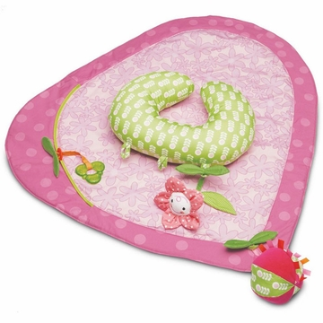Boppy Tummy Play Pad - Daisy Dot Girl