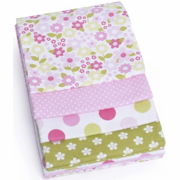 Carter's 4-Pack Receiving Blankets - Floral