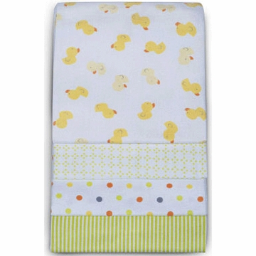Carter's 4-Pack Receiving Blankets - Mod Duck