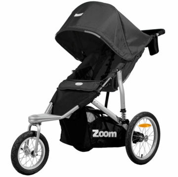 Joovy Zoom 360 Jogging Stroller Black