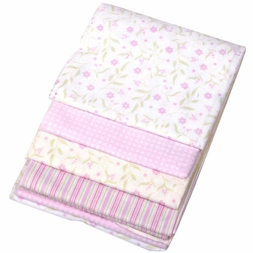 Carter's Wrap Me Up Receiving Blanket in Floral