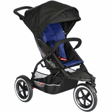 Phil & Teds 2011 Explorer Buggy Stroller in Navy