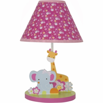 Bedtime Originals Tutti Frutti Lamp with Shade & Bulb