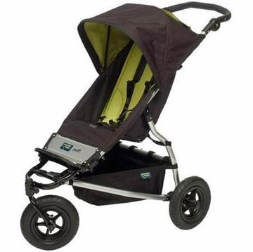 Mountain Buggy Swift Stroller - Lime