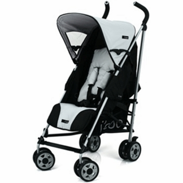 I�Coo 2011 Turbo Stroller in Grey
