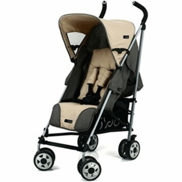 I�Coo 2011 Turbo Stroller in Sand