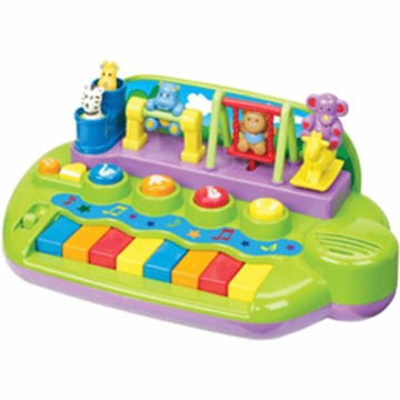 Kidoozie Playful Pals Piano