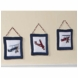Sweet JoJo Designs Aviator Wall Hangings