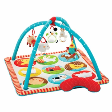 Skip Hop Funky Farmyard Activity Play Mat