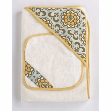 CoCaLo Couture Bath Wrap & Wash Cloth Sets in Delilah