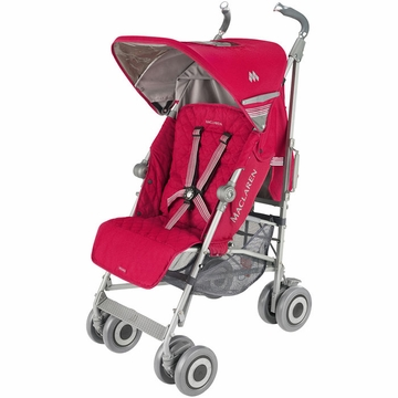 Maclaren Techno XLR Stroller - Persian Red