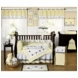 Sweet JoJo Designs Bumble Bee 9 Piece Crib Bedding Set