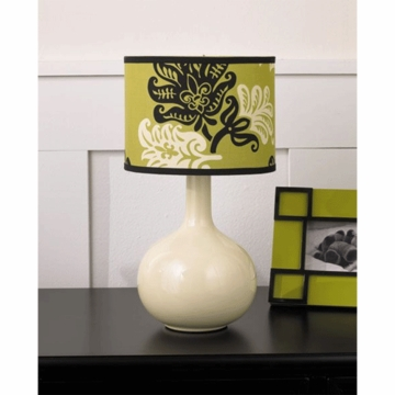 CoCaLo Couture Harlow Lamp Base and Shade