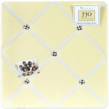 Sweet JoJo Designs Bumble Bee Memo Board