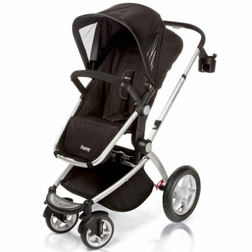 Maxi Cosi Foray LX Stroller - Total Black