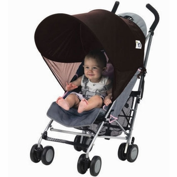 Protect-A-Bub Compact Sunshade Single - Brown