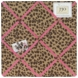 Sweet JoJo Designs Cheetah Girl Memo Board