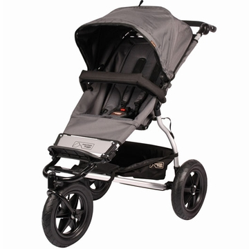 Mountain Buggy Urban Jungle Stroller - Flint Dot