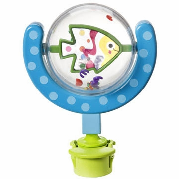 Evenflo Spinny Fish Switch-A-Roo