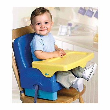 Safety 1st On-The-Go Fold-Up Booster