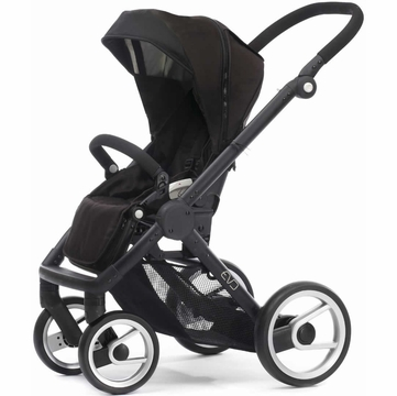 Mutsy EVO Stroller - Brown / Black