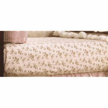 CoCaLo Daniella Foral Print Fitted Sheet