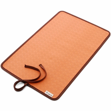 ZoLi Baby OHM Diaper Changing Mat - Orange