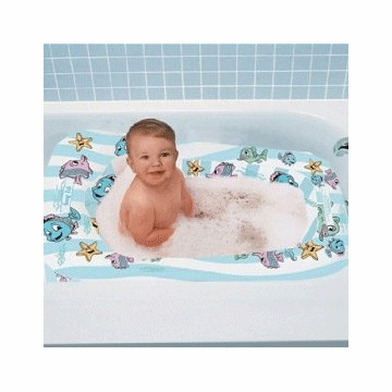 Kel Gar Snug Tub Bath Tub Ocean Friends